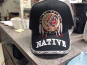 SANTOCAP Hat NATIVE BEAR CLAW CAP